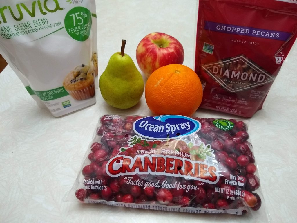 15-Minute Cranberry Sauce – Laurie's